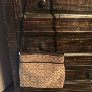Coach crossbody bag! Excellent Condition!!